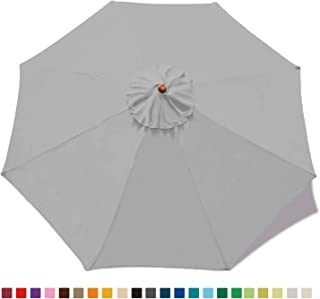 umbrella replacement canopy 7ft