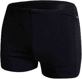 Speedo Men's Pocket Aquashort Swim Briefs