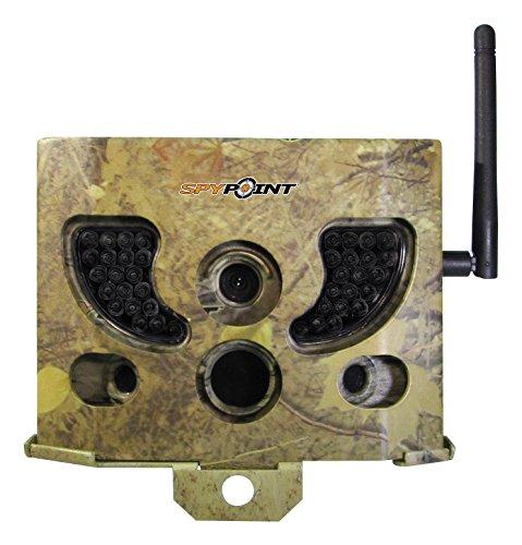 Spypoint Metallgehäuse SB-T Kameras mit 38 LEDs (Tiny-Serie) Wildüberwachungskamerazubehör, Camo, S