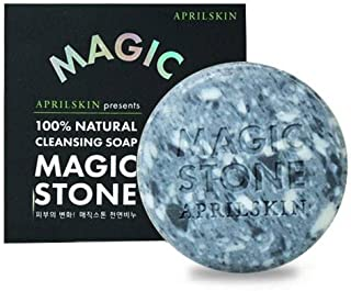 [APRILSKIN] エイプリルスキン国民石鹸 (APRIL SKIN magic stone マジックストーンのリニューアルバージョン新発売) (ORIGINAL) [並行輸入品]