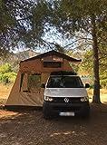 LR Challenge 4x4 ES Nouveau Camping Pop-up Camion Tout-Terrain Tente Voiture Toit