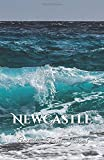 Newcastle Australia Travel Journal: Lined Writing Notebook Journal for Newcastle Australia