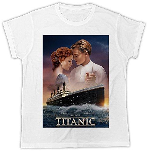Uk print king Titanic Movie Poster Cooler Spruch, Slogan, lustiges Design, Geschenkidee