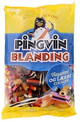 Pingvin - Blanding Süßigkeiten-Mischung - 1000g