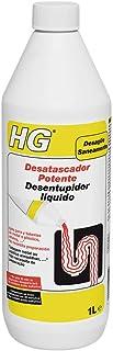 HG 139100130 Desatascador tuberías profesional, 1 L