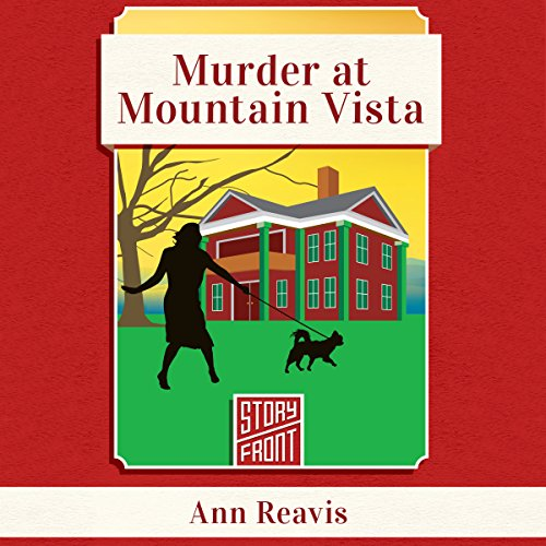 Murder at Mountain Vista audiobook cover art