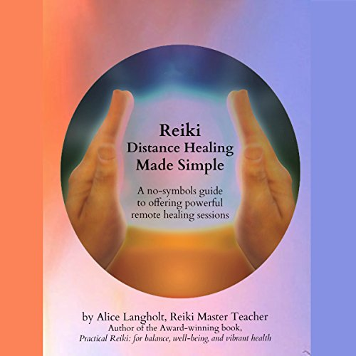 Reiki Distance Healing Made Simple audiobook cover art