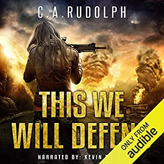 Page de couverture de This We Will Defend: The Continuing Story of a Family's Survival
