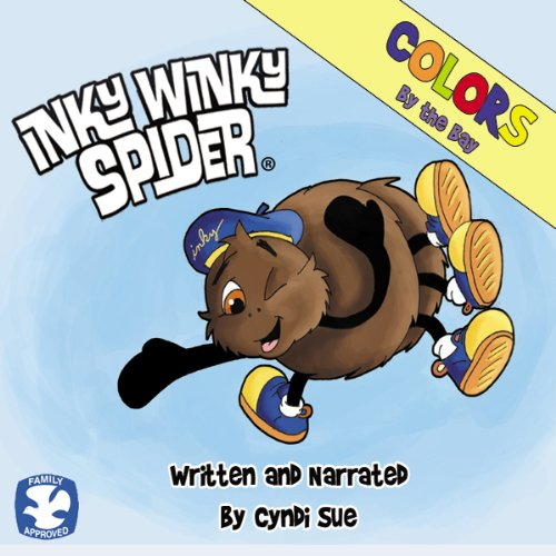Inky Winky Spider  By  cover art