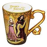 Rapunzel and Mother Gothel Fairytale - Taza de desayuno, diseño de tienda de Disney