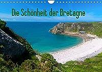 Die Schoenheit der Bretagne (Wandkalender 2022 DIN A4 quer): Die abwechslungsreichen Kuesten und Gegenden im aeussersten Westen Frankreichs (Monatskalender, 14 Seiten )
