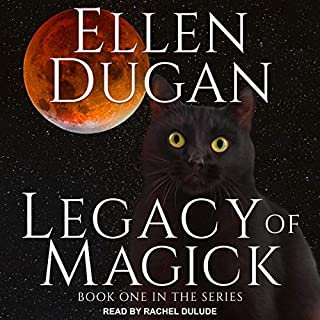 Legacy of Magick audiobook cover art
