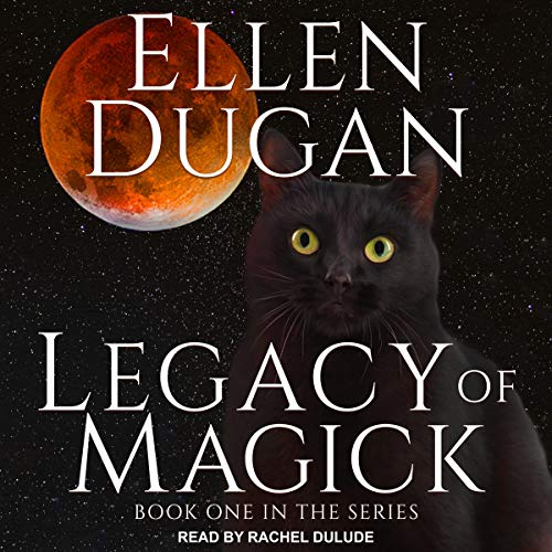 Legacy of Magick cover art
