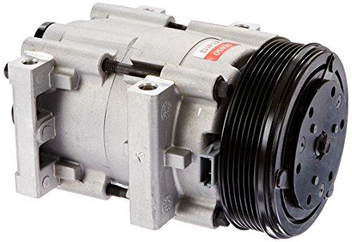 powerful DENSO 471-8112 New compressor with clutch