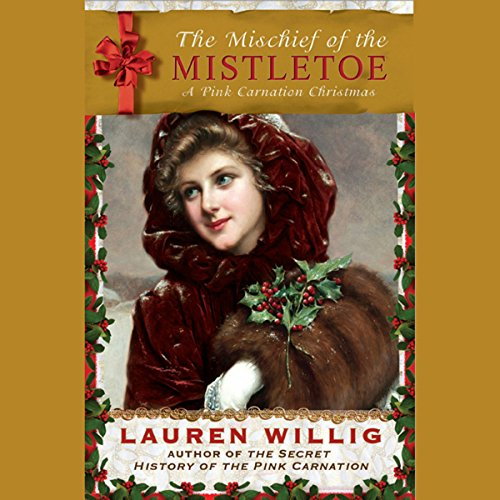 The Mischief of the Mistletoe cover art