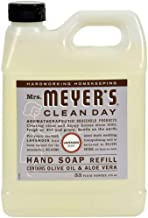 Mrs. Meyers Clean Day Hand Soap Refill, Lavender 33 oz (Pack - 3)