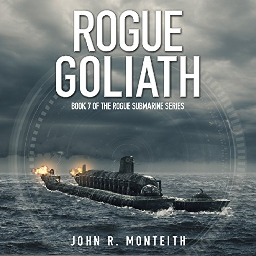 Rogue Goliath  By  cover art