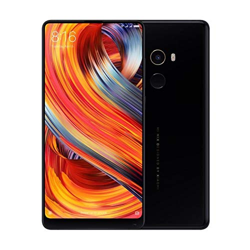 "Xiaomi Mi Mix 2 15,2 cm (5.99"") 6 GB 64 GB SIM Doble 4G Negro 3400 mAh - Smartphone (15,2 cm (5.99""), 2160 x 1080 Pixeles, 6 GB, 64 GB, 12 MP, Negro)"