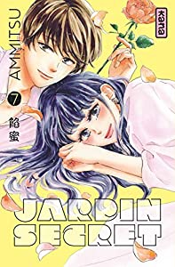 Jardin Secret Edition simple Tome 7