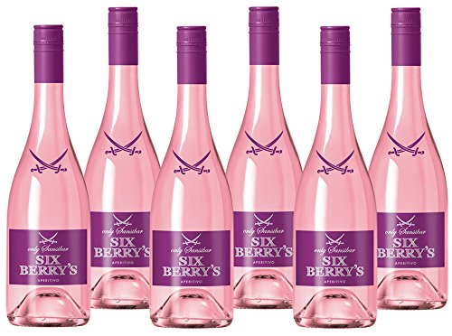 Sansibar Gerstacker Sansibar Six Berry's Cocktail (6 x 0.75 l)