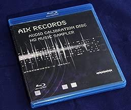 AIX Records Calibration HD Music Sampler