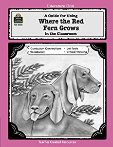 where the red fern grows study guides and lesson plans for teachers. Black Bedroom Furniture Sets. Home Design Ideas