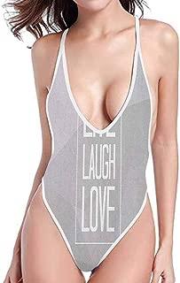 kjhep lk Conjoined Sling Bathing Suit Bikini Tops for Women Large Bust