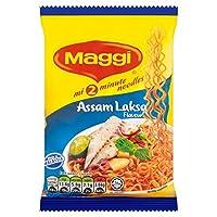 Maggi 2 Minute Noodles Assam Laksa 78g - (Maggi) 2分の麺のアッサムラクサ78グラム [並行輸入品]