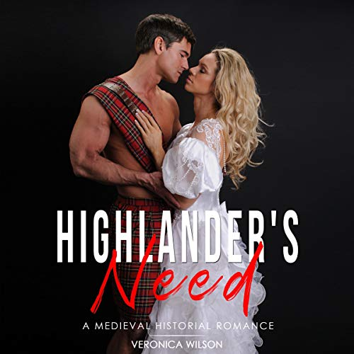 Highlander's Need  By  cover art