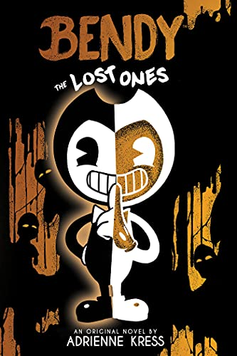 The Lost Ones: An AFK Novel (Bendy #2) (Bendy and the Ink Machine) (English Edition)
