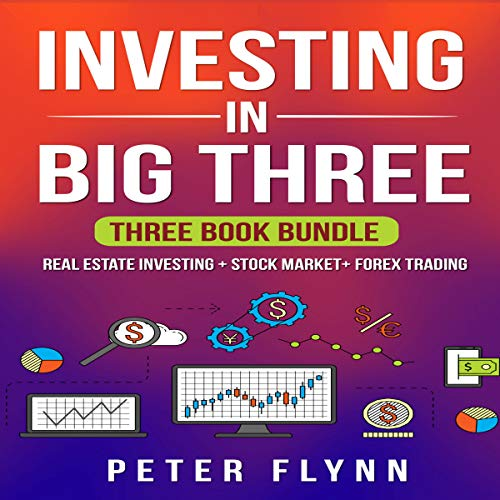Investing in Big Three audiobook cover art