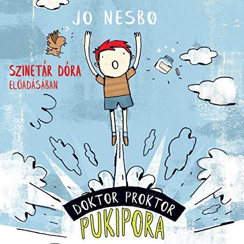 Doktor Proktor pukipora cover art