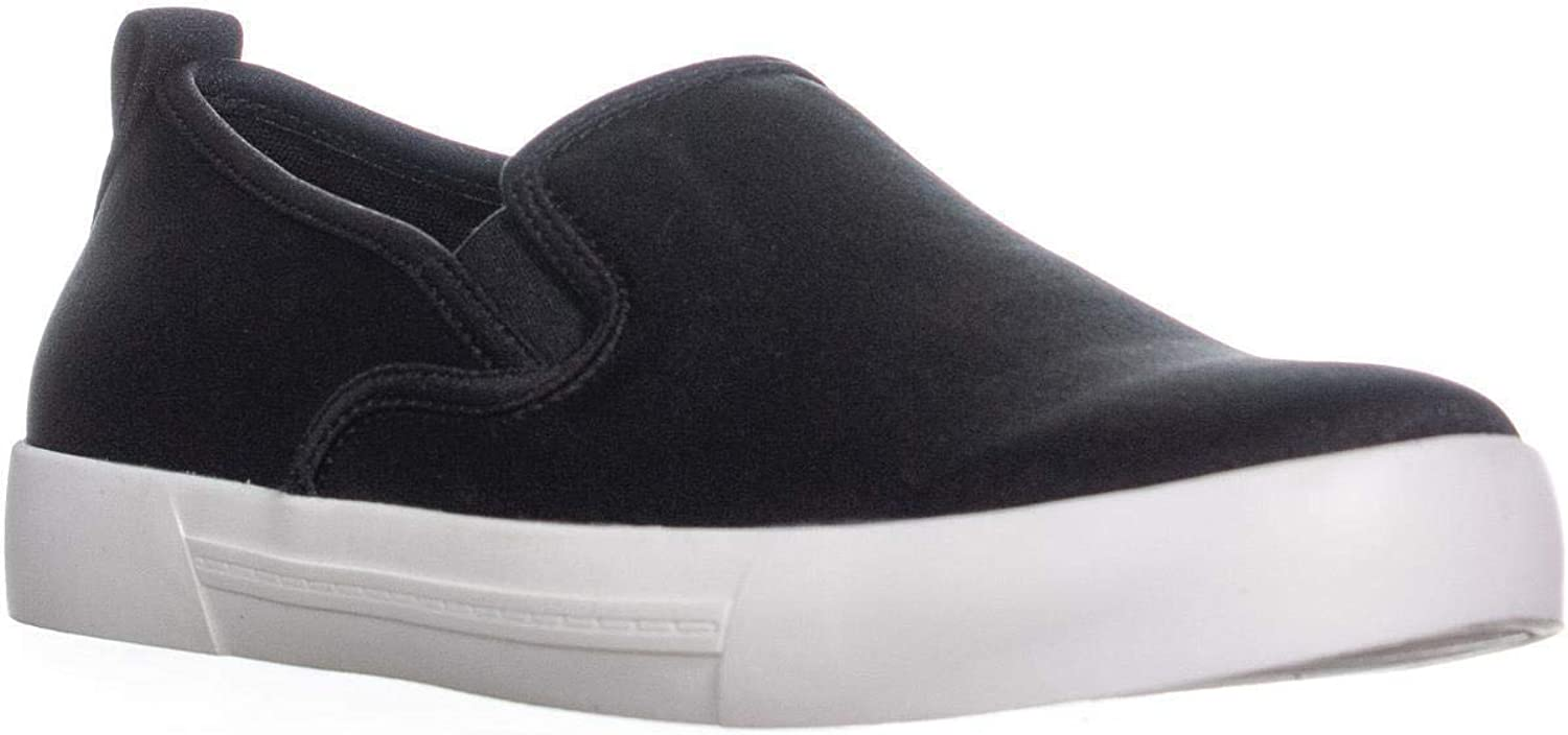 Call It Spring Lovaudien Flat Fasion Sneakers, Black Smooth