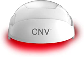 CNV Hair Regrowth For Men & Women System,Hair Growth Helmet & Cap & Hat Device,Hair Loss Treatments For Thinning Hair,Promotes Hair Regrowth & Prevents Further Hair Loss (White)