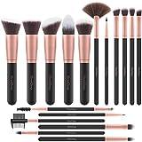 EmaxDesign Makeup Brushes 17 P...