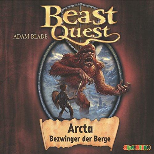 Arcta, Bezwinger der Berge Titelbild