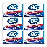 BC Powder Original Strength Pain Reliever, 50 Powder Sticks, 6 Pack