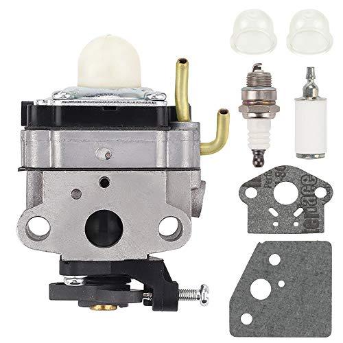 Trustsheer 309370002 Carburetor for Homelite Ryobi RY34426 RY34427 RY34007 RY34421 RY34422 RY34425 RY34441 RY34442 C430 X430 30cc 4-Cycle String Trimmer Weed Eater Engine Parts