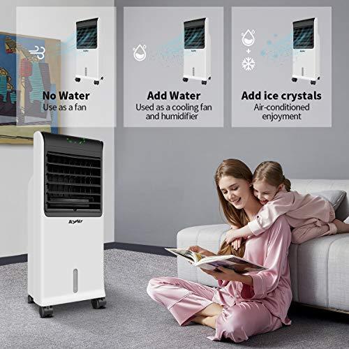 IcyAir Luftkühler mit Ventilator 110 W Erfahrungen & Preisvergleich