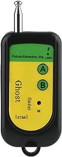 Wendry Wireless Signal Detector, Anti-Spy Hidden RF Signal Bug Detector Mobile Phone Signal Detector Suitable for Varieties of People