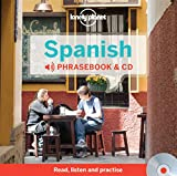 Lonely Planet Spanish Phrasebook and Audio CD