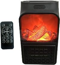 Wonepic Portátil Calentador De Llama De Toma De Pared Enchufe De La UE del Ventilador del Calentador Eléctrico De Calentamiento De Aire del Ventilador del Radiador Eléctrico De La Estufa