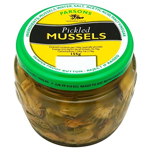 Canned & Jarred Mussels & Cockles
