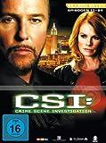 CSI: Crime Scene Investigation - Season 7.2 (3 DVD Digipack) -