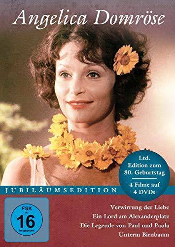 Angelica Domröse - Jubiläumsedition zum 80. Geburtstag