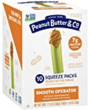Peanut Butter squeeze packs by Smooth Operator