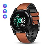 GOKOO Smart Watch for Men Activity Tracking Heart Rate Blood Pressure Monitor...
