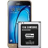 EMNT-Batterie pour Samsung Galaxy J5/J3 Remplacement Amélioré 2800 mAh pour Batterie J3/J5 Dernière Technologie
