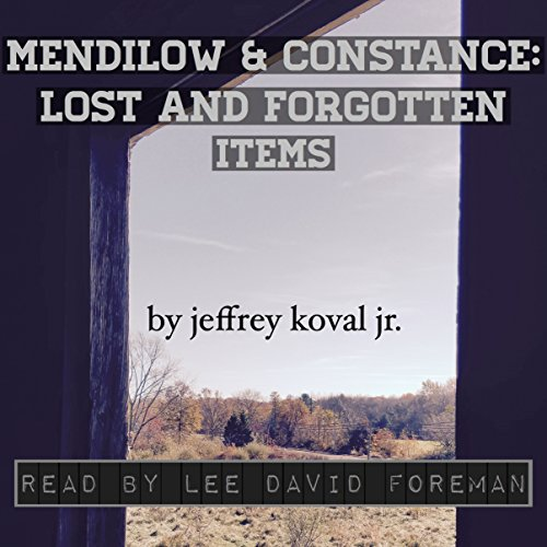 Mendilow & Constance audiobook cover art