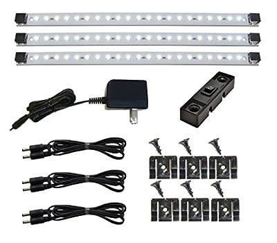 4827 4828 3582 PSKU20173 21 LED 3 Panel Pro Series Kit